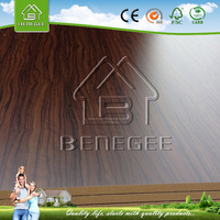 china cheap price melamine faced mdf board 18mm