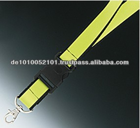 High Quality Basic Buckle Key Lanyard
