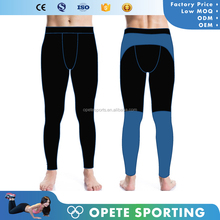 (Oem Factory)Latest Design Mens Gym Pants Men Quick Dry Fitness Wear