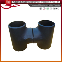 A234 WPB 6in carbon steel elbows/fittings/30D/45D/90D