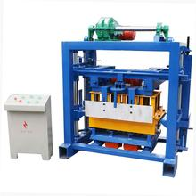 manual hollow baking free brick making machinery with different moulds