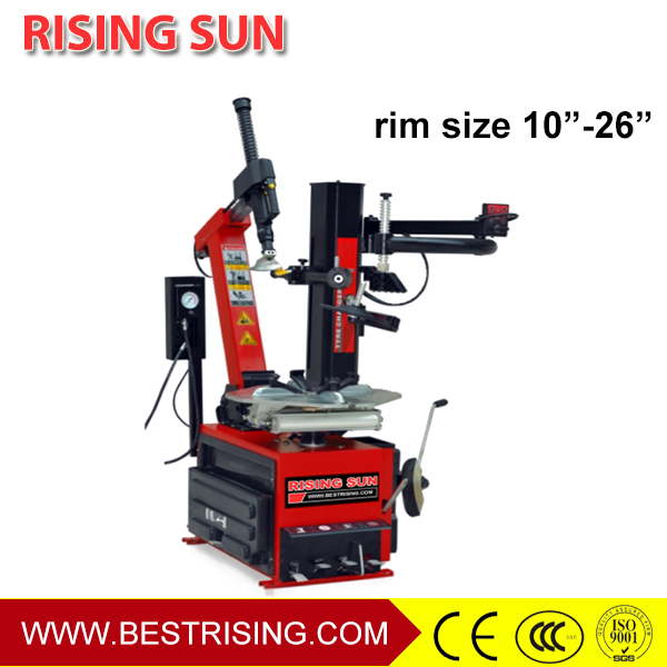 Tire mounting machine atv tire changer for car
