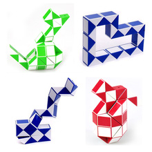 2017 Innovative Magic Snake Puzzle Educational DIY Toy