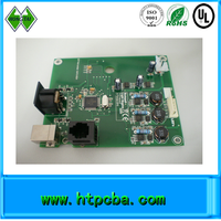 PCBA manufacturer / LED PCB printed circuit board assembly