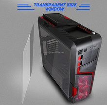 USB3.0, Card reader Function Mid Tower ATX Gaming PC case