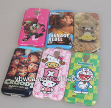 cartoon case for mobile phone, cartoon character cell phone case
