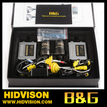 Factory Promotion 12v 35w DC Slim Ballast H1 H3 H4 H7 H11 9005 9006 Xenon HID Kit