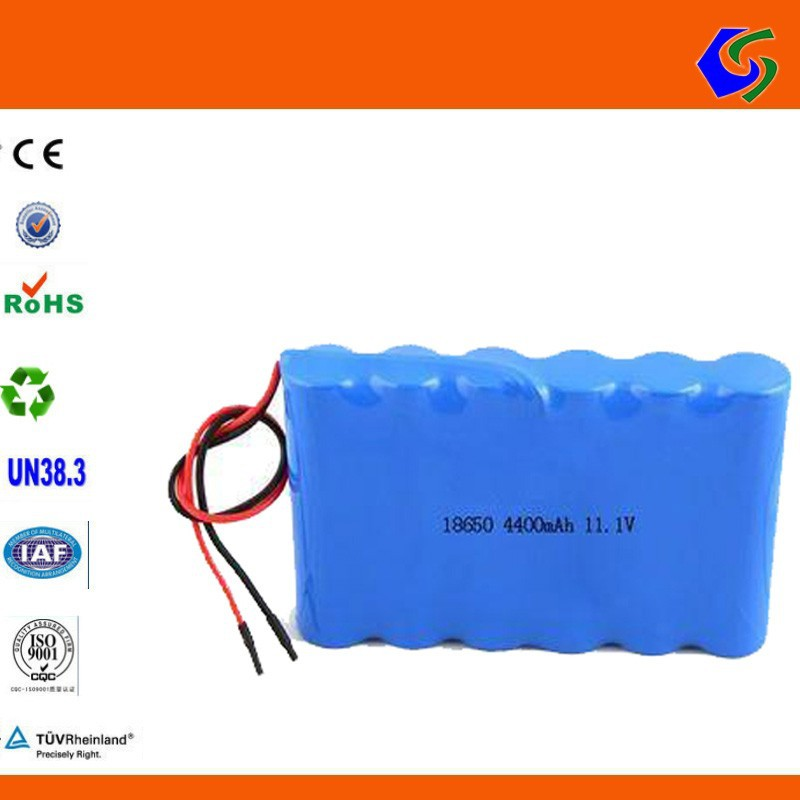 19.2v 19.8v 6s 1500mah 18650 rechargable lifepo4 battery pack