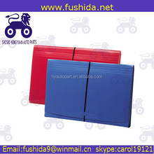 wholesale stationery b5 file folder with Elastic Strap