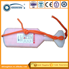 marine FANGZHAN lifebuoy PP material buoyant lifeline/floating line for lifebuoy