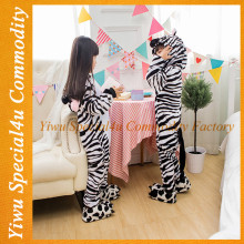NSY-046 Unisex Child Kids Animal Onesie/Pajama,Flannel Jumpsuit,Animal Cosplay Costume