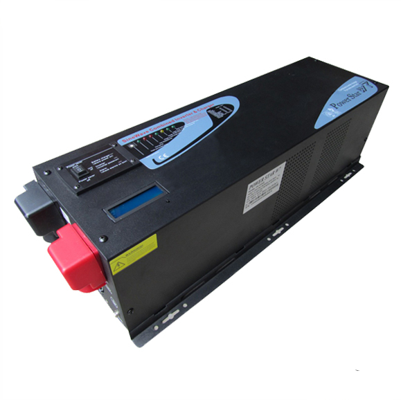 1~6kw Low frequency pure sine wave solar inverter with charger