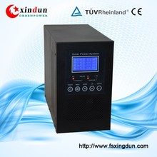 Xin T/NK low frequency inverter converter solar off grid 3000w inverter with MPPT solar controller charger built in