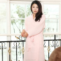 Warm sexy bathrobe/Sexy bathrobe/Lady bathrobe
