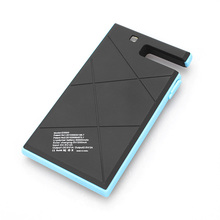 waterproof 8000mah outdoor mobile solar charger 8000mah for all cell phones