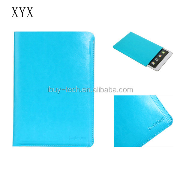 Simple design OEM service manufacture cute protective for ipad kids mini shockproof leather cover case