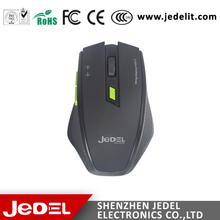 Wholesale Cheap 2.4GHz Wireless 6D Game Mouse with USB Mini Receiver
