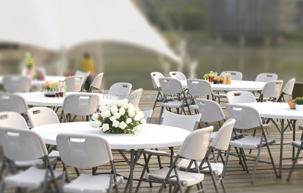 White Garden Folding Chairs Plastic Wedding Party Al Chair China For