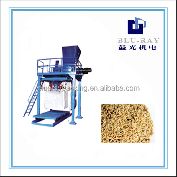 New condition Hot sale High quality ton bags oil cake packing machine with best offer