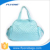Wholesale Light Blue Satin Quilted Mother Bag Alibaba China