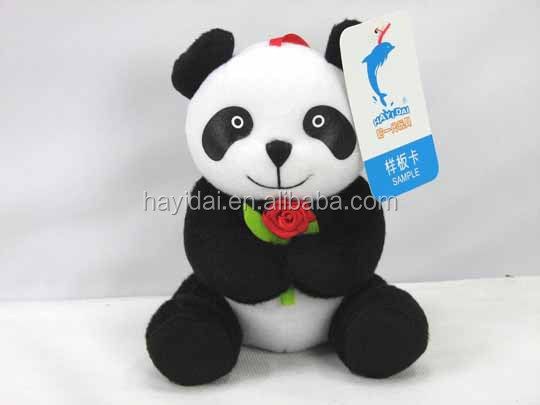 Plush red panda toys stuffed animals toys