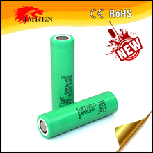 Original Samsung 25R5 18650 2500mah 3.7V rechargeable battery cell inr18650-25r