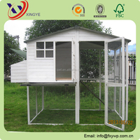 CC036 hot sell chicken coop wooden