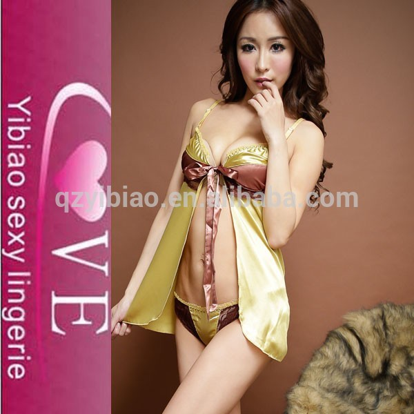Sexy Lingerie Wholesaler With No MOQ Backless Bady Doll Bar Bling Sequin Sexy Badydoll Lingerie Sleepwear