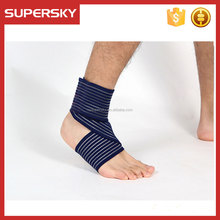 A-382 Men Compression Ankle Brace Plantar Fasciitis Therapy Ankle Wrap Breathable Neoprene Ankle Support