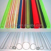 high quality Frosted acrylic tube from china supplier with good price