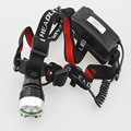 CL-2635 High Power 1xCREE XML T6 1000LM 3-Mode LED Headlamp + Charger (1x18650 /3xAAA)