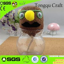 Creative art and craft for waste materials craft wholesale Halloween Decorations art and craft material