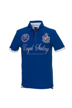Embroidered Men's Polo Shirts