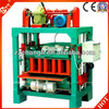hydraform interlocking brick making machine