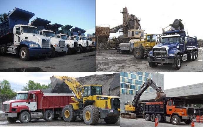 Haulage and supply of granite, sand, laterite etc