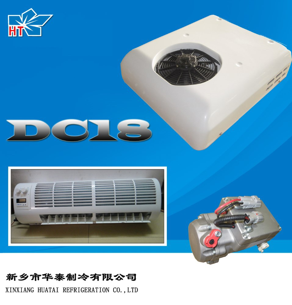 DC powered Air Conditioner