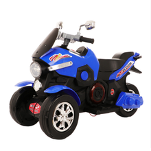 2017 Luxury kids 3 wheel electric battery motorcycle with light