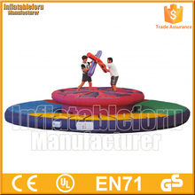 Rock N Roll Inflatable Combat / Inflatable Duel Gladiator Games From Guangzhou Factory