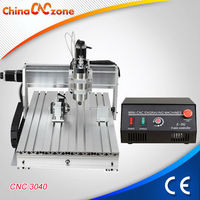 Limited Switches Added Small CNC Wooden Cutting Machine