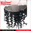 Vipsister Hair silk base frontal 13*4 hair extension indian hair human hair