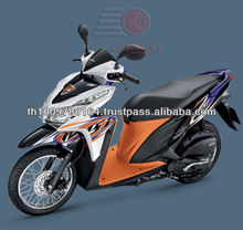 Best Selling Combined Brake 125cc Pedal New Motorcycle