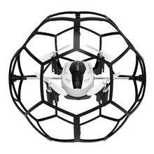 ceiling rc drone Quadcopter Football Protecting climbing wall drone