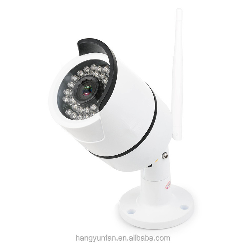 Supports iOS and Android system smart phones or tablet PCs ip66 ir color hd ip camera 1080p wireless