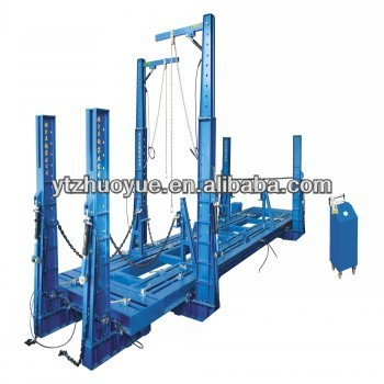 truck frame machine