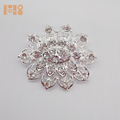 Rhinestone Crystal Brooch Pin for Women Party Gift Jewelry