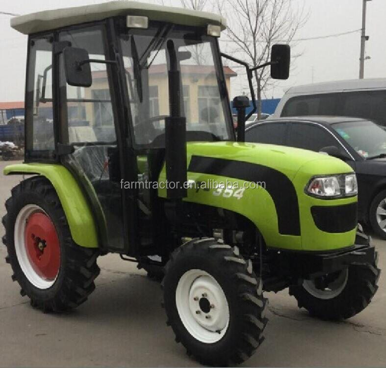 35hp 40HP 45hp 4WD Huaxia tractor for sale with <strong>CE</strong>/COC
