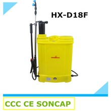 (2-in-1)Dual Operation by Hand and Battery 18L Knapsack Battery Power Spraye(HX-D18F)