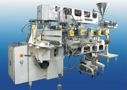 olive oil cartons packing machine