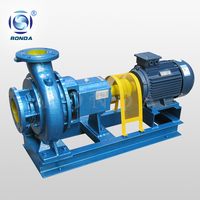 RONDA XWJ horizontal electric slurry paper stock pump paper pulp pump paper stuff pump