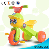 New Design 3 Wheel Colorful Plastic Trikes For Toddlers